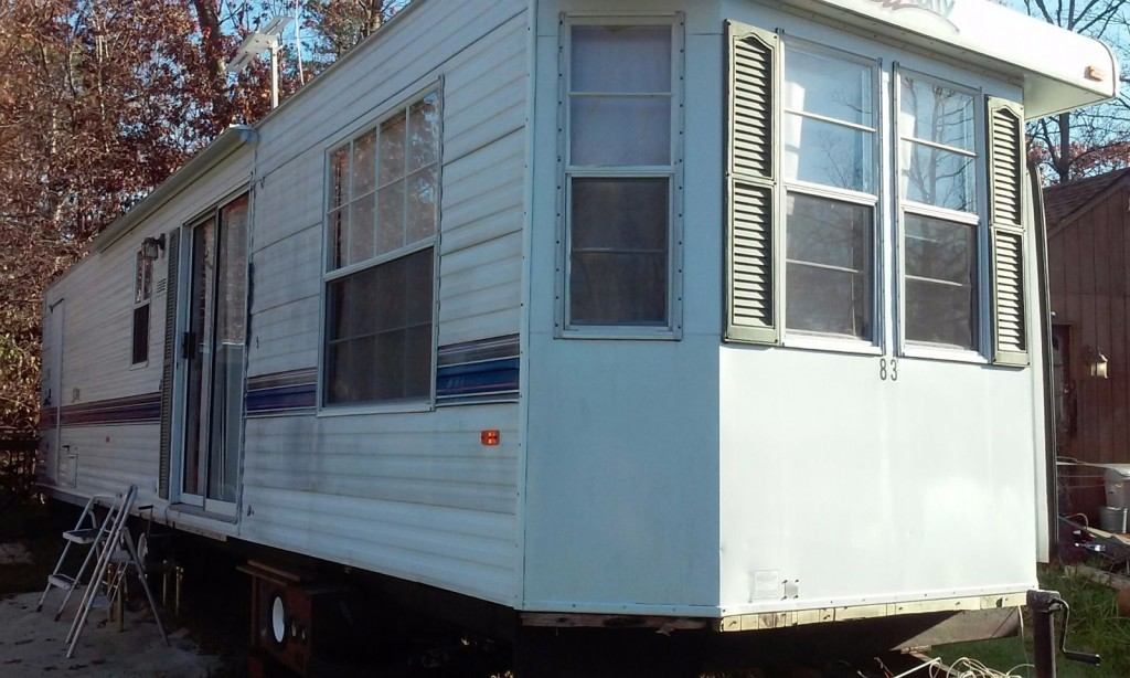 1995 Fleetwood 40 Terry Travel Trailer Double Pop Out For