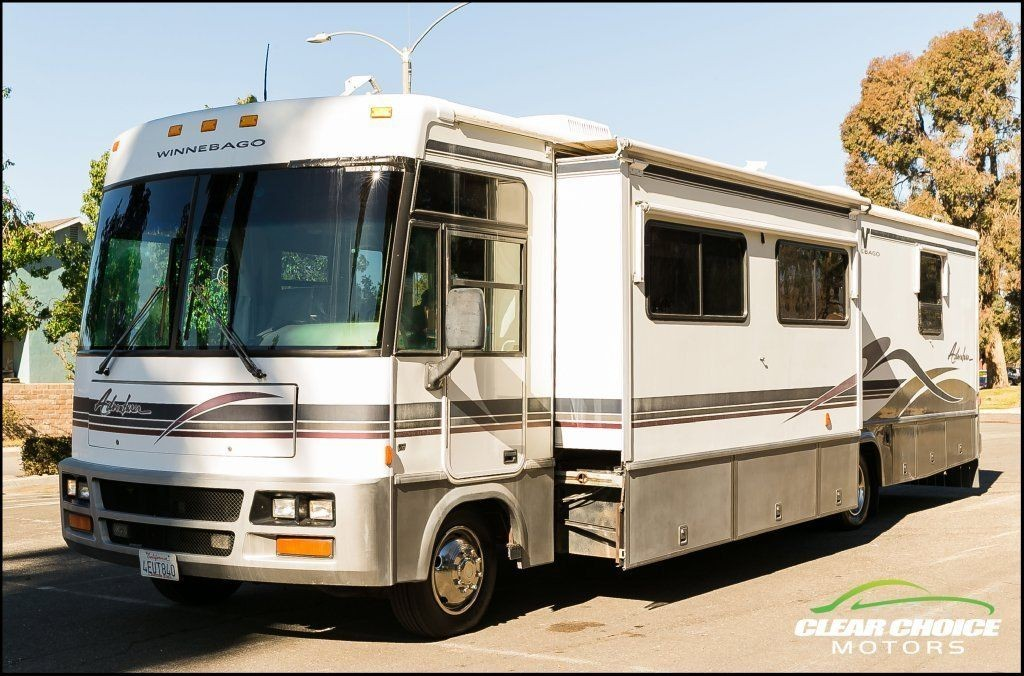 Brilliant 2005 Winnebago Adventurer 33V Class A  Gas RV For Sale By Owner In