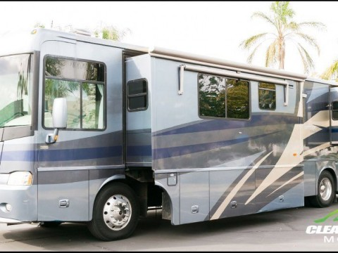 2005 Itasca Horizon 40′ 400hp Diesel RV Motorhome for sale