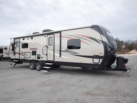 2016 Keystone Outback RV 277RL Camper Bed Slide Travel Trailer for sale
