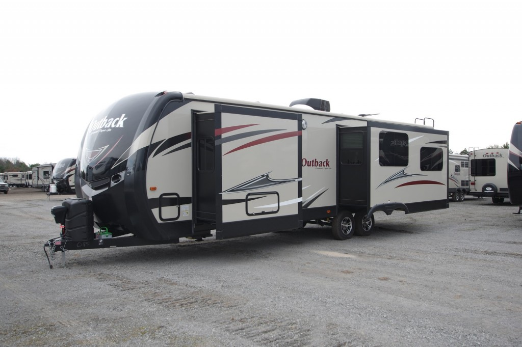 Rv Campers For Sale >> 2016 Keystone Outback RV 277RL Camper Bed Slide Travel Trailer for sale