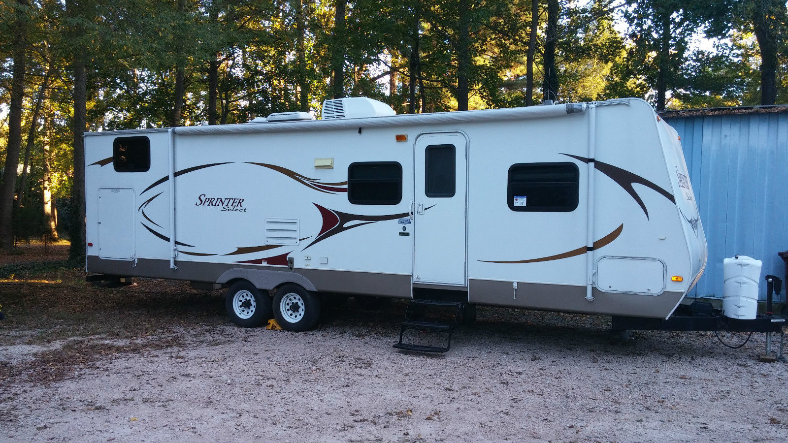 29 ft Bunkhouse 2011 Keystone Sprinter Select 29BH for sale