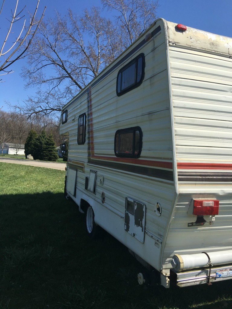 Used Food Truck For Sale >> 1980 Eldorado Hawaiian RV for sale