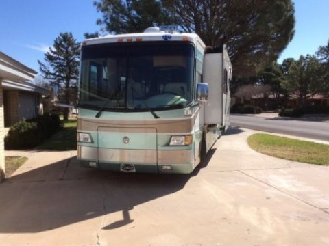 2000 Holiday Rambler 40 PBS Imperial/Cummins Diesel for sale