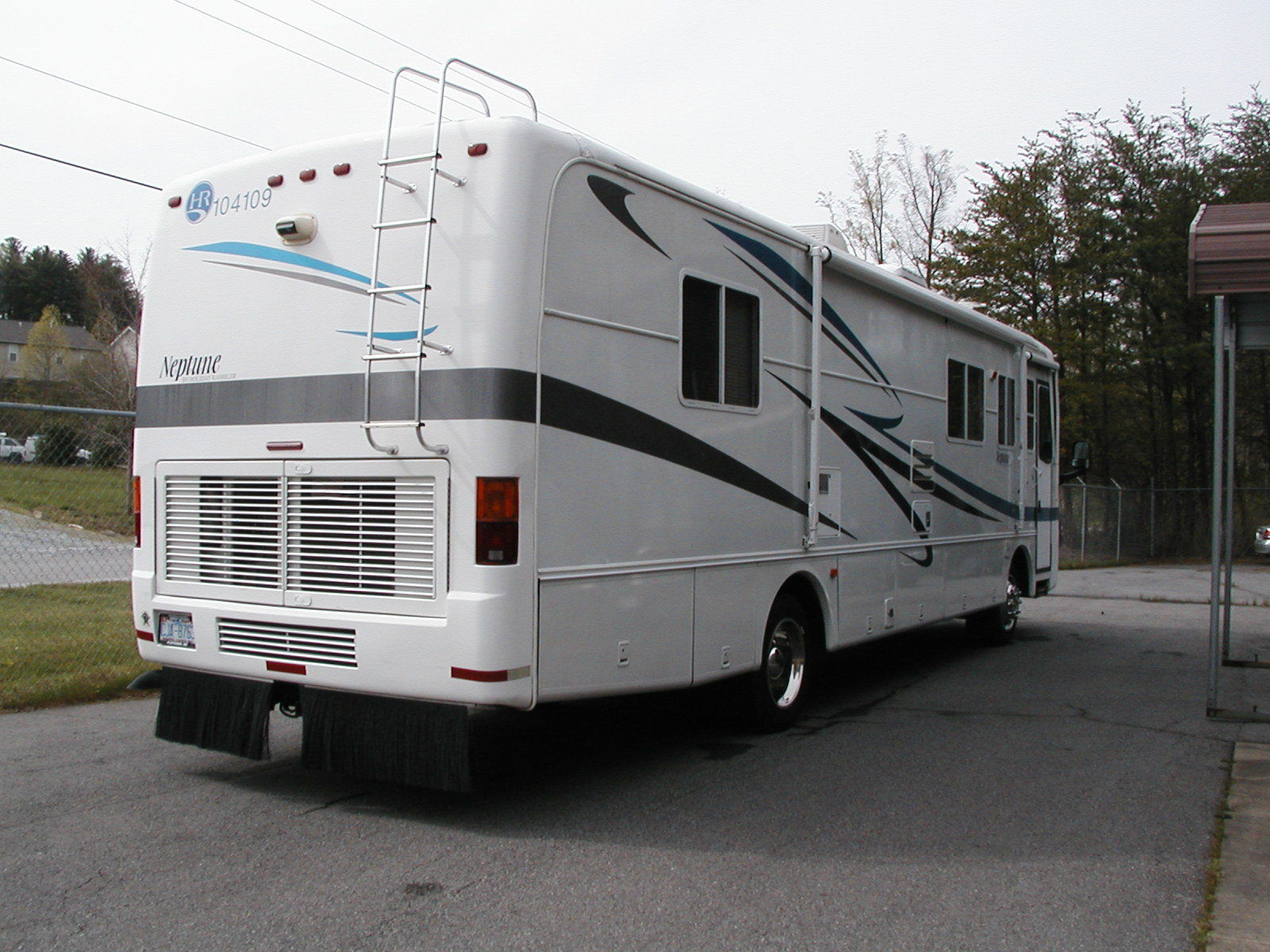 2002 Holiday Rambler Neptune 36 Diesel Pusher motorhome