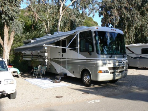 2003 Fleetwood Pace Arrow 34W Class A Motorhome for sale