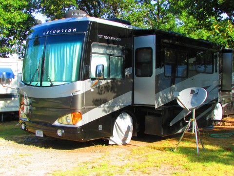 2006 Fleetwood Excursion 39J for sale