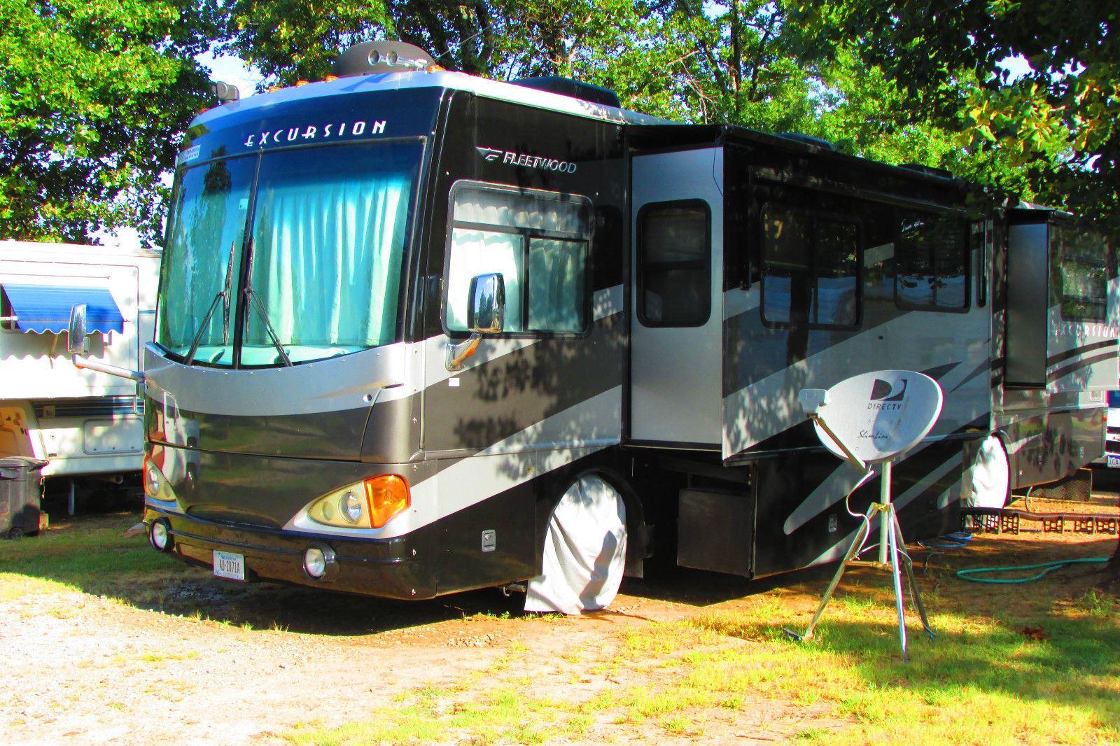 2006 Fleetwood Excursion 39j For Sale