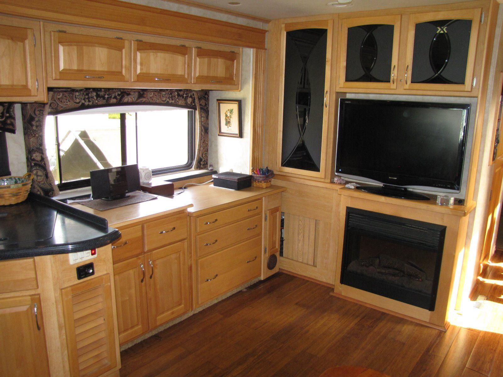 2008 Holiday Rambler Ambassador Class A Motor Home