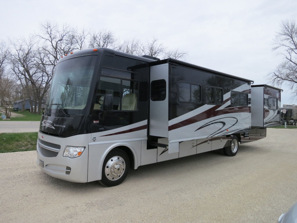 2012 Winnebago Sightseer 36v Class A Rv For Sale