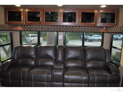 2015 Crossroads Elevation Toy Hauler for sale