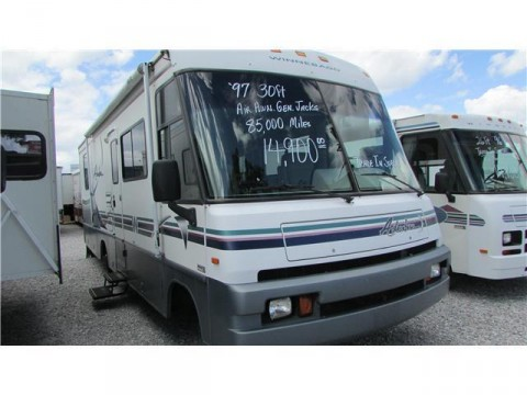 1997 Winnebago Adventurer 30 WQ Class A for sale