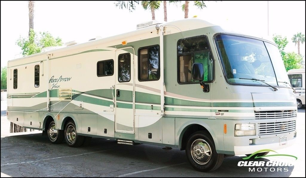1999 Fleetwood Pace Arrow Vision 36b Motorhome For Sale