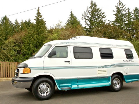 1999 Roadtrek 190 Versatile Camper Van for sale