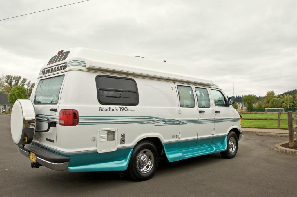 1999 Roadtrek 190 Versatile Camper Van For Sale