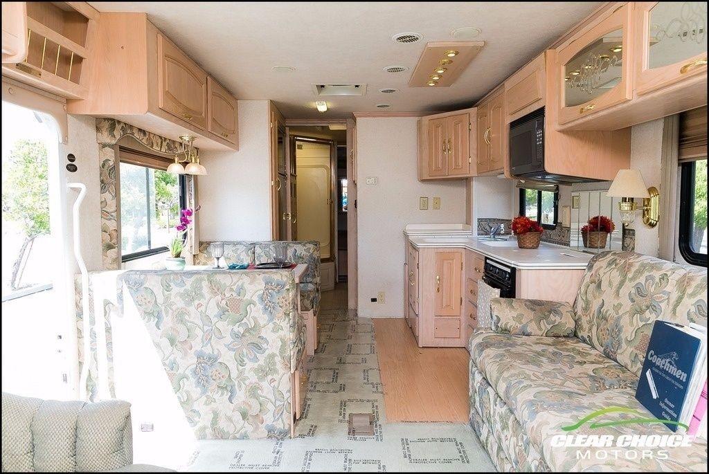 2000 Coachmen Santara 3602ks Two Slide Rv Motorhome For Sale