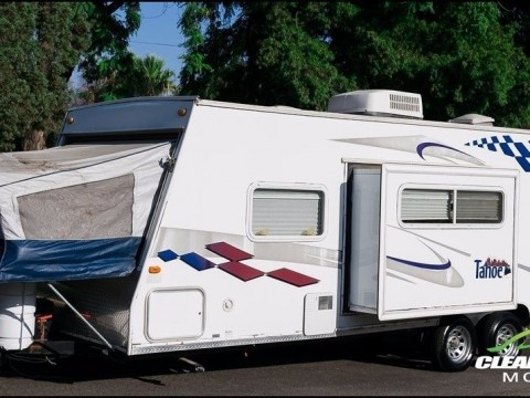 2005 Thor Tahoe Lite 22BH Travel Trailer for sale