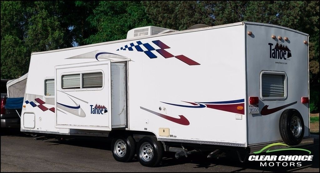 2005 Thor Tahoe Lite 22BH Travel Trailer