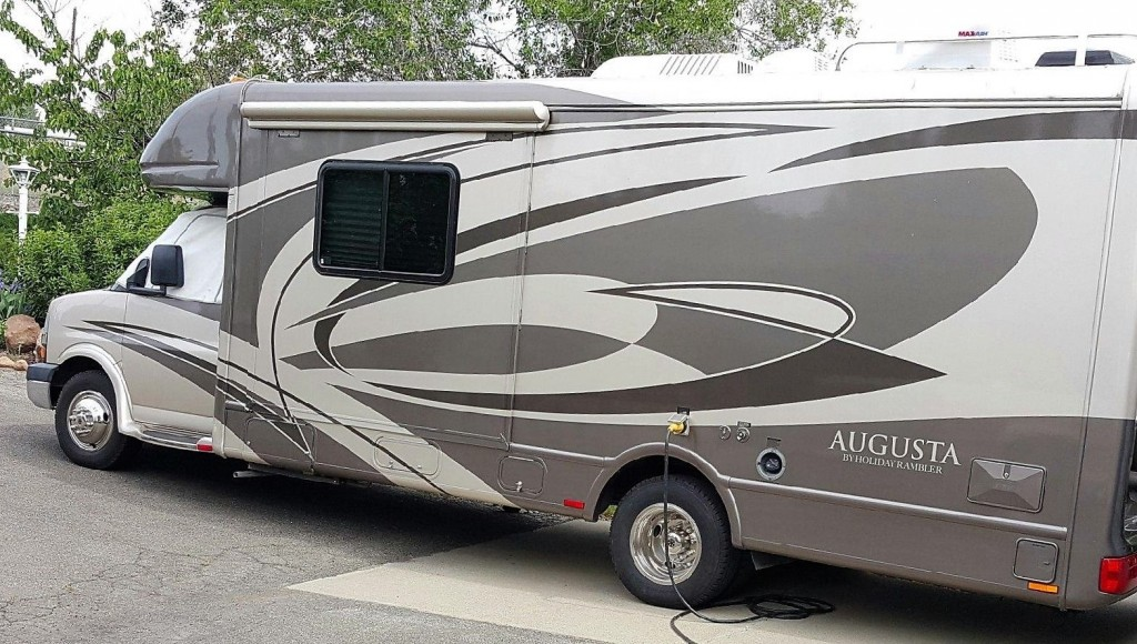 2008 Holiday Rambler Augusta 252ds Motorhome For Sale