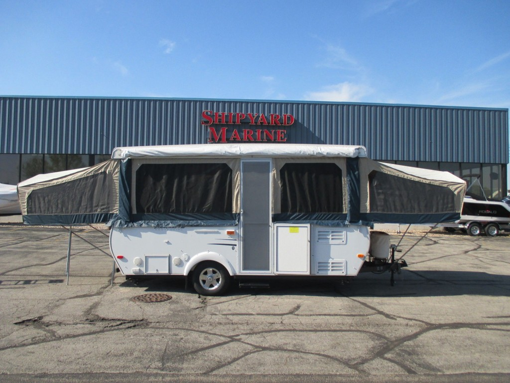 2009 Starcraft 3610 Centennial Pop Up Camper