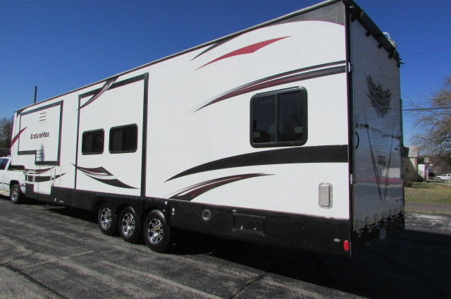 2011 Gulf Stream Enduramax 3912 5th Wheel Toy Hauler For Sale