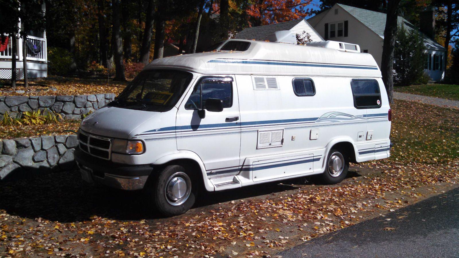 Excellent condition 1997 Dodge Pleasure Way for sale