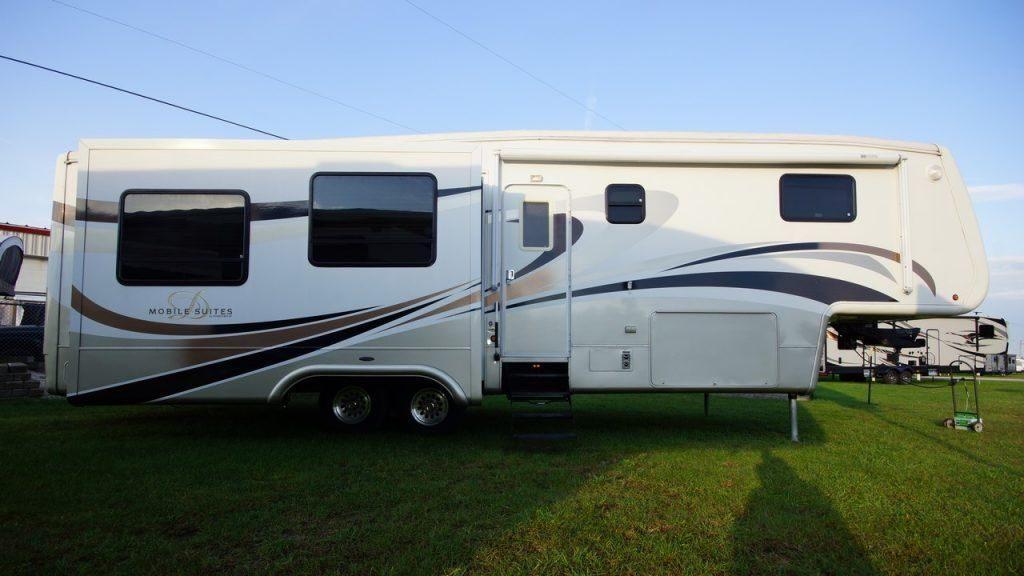 Luxury 2008 Drv Suites Mobile Suites 36rs3 Camper For Sale