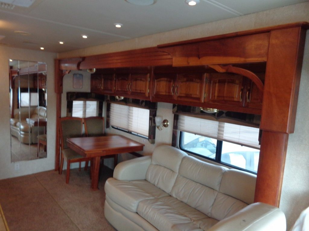 Slide Outs 2005 Georgie Boy Cruise Master Luxura For Sale