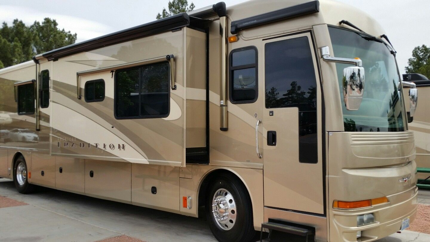 Top Of The Line 2006 American Coach American Tradition 40z
