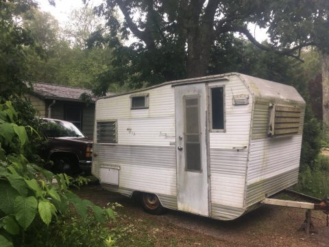 1964 Aristocrat camper for sale