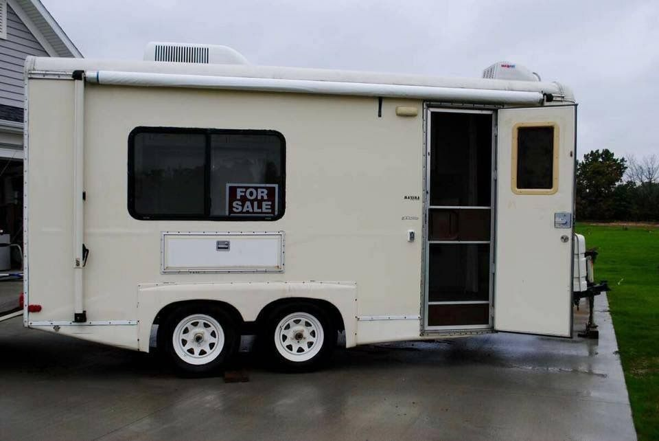 1995 Homemade Camper For Sale
