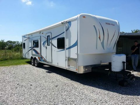 Awesome trailer 2012 Forest River 30WRS camper for sale