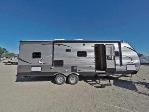 Brand new 2017 Coachmen Catalina SBX Camper for sale