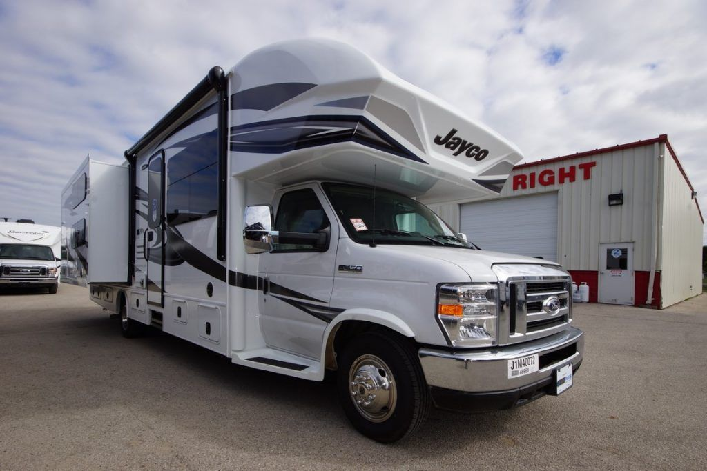 Campers For Sale In Michigan >> Brand new 2018 Jayco Greyhawk Prestige Camper for sale