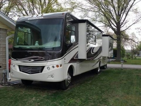 Luxury motorhome 2013 Coachmen Encounter cmper RV for sale