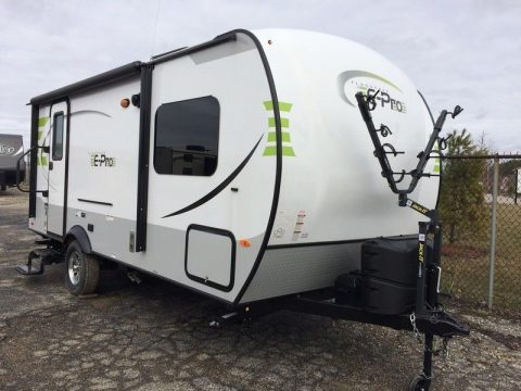 Cosy home 2017 Forest River Flagstaff E Pro camper trailer for sale