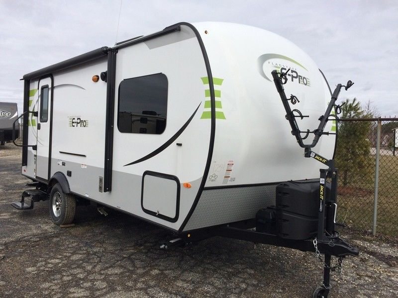 Cosy Home 2017 Forest River Flagstaff E Pro Camper Trailer