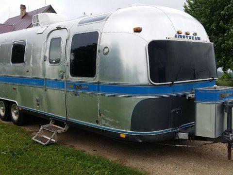 Mostly original 1980 Airstream camper trailer for sale