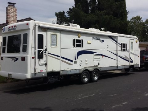 Top of the line 2003 Holiday Rambler PRESIDENTIAL camper for sale