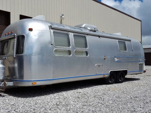 Vintage 1974 Airstream International Sovereign camper for sale