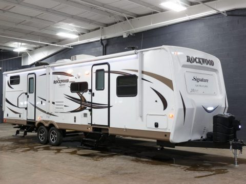brand new 2017 Forest River Rockwood Camper trailer for sale