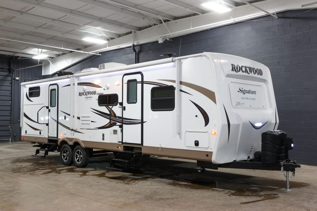 Forest River Fr3 >> brand new 2017 Forest River Rockwood Camper trailer for sale