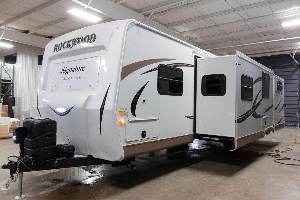 Brand New 2017 Forest River Rockwood Camper Trailer For Sale
