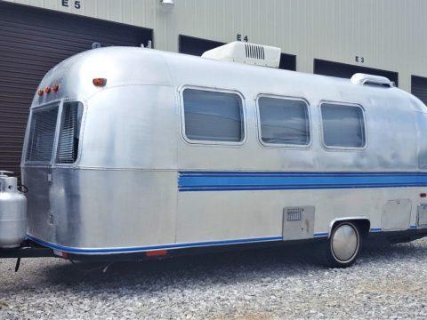 Mostly Original 1980 Airstream Caravel camper trailer for sale