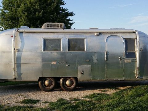 needs work 1965 Airstream camper trailer for sale