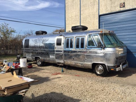 new engine 1982 Airstream Motorhome camper rv for sale