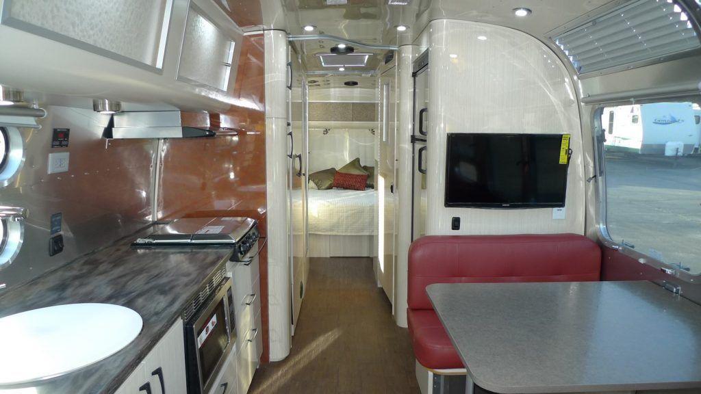 brand new 2017 Airstream International Serenity 30 Camper