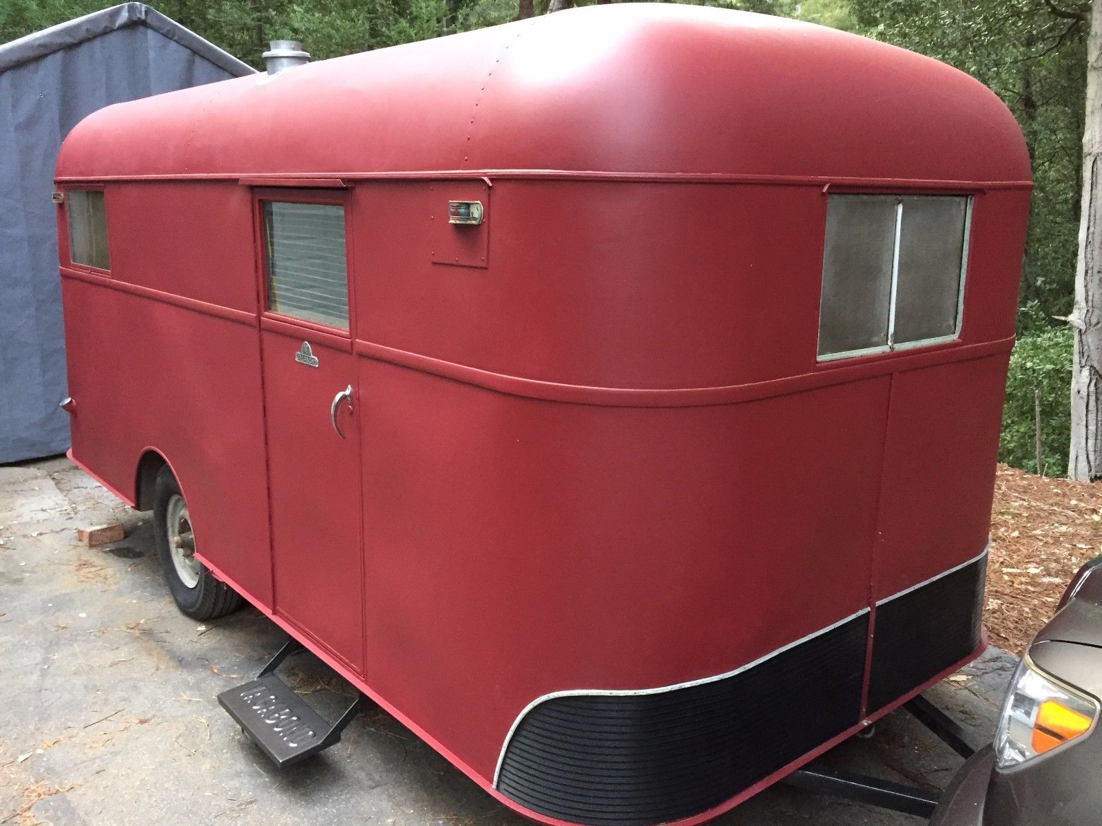 Vintage Vagaboond Model Camper For Sale