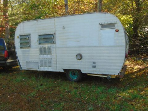 all original 1966 FAN camper trailer for sale