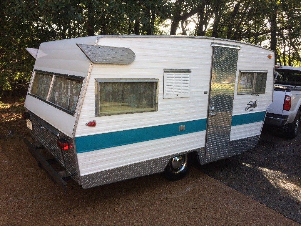Completely Restored 1968 Shasta Camper Trailer For Sale